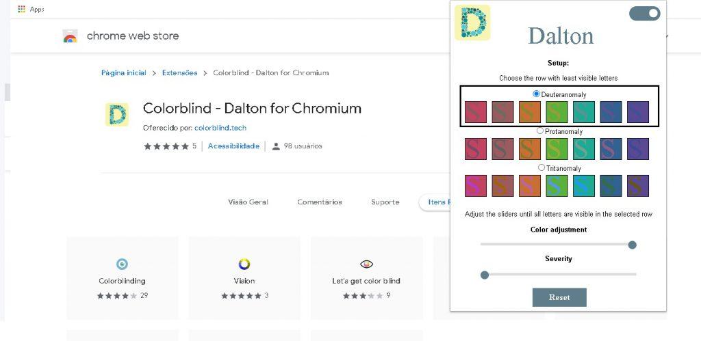 Colorblind- Dalton